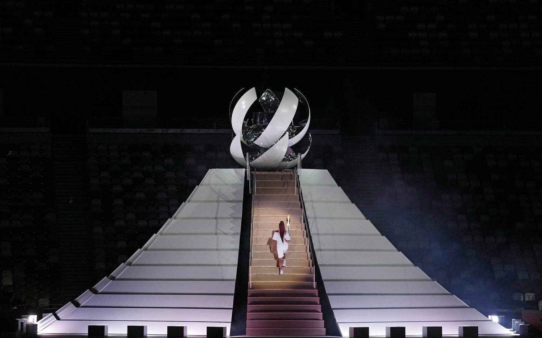 A quiet Olympics begins in Tokyo