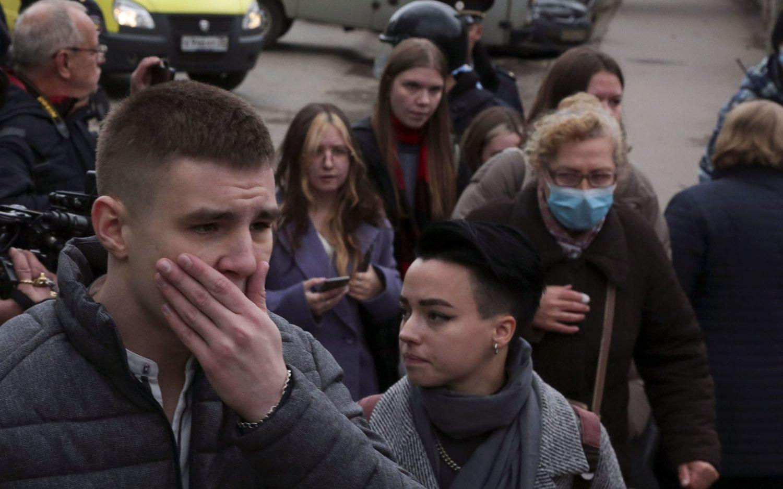Six dead in Russia university shooting