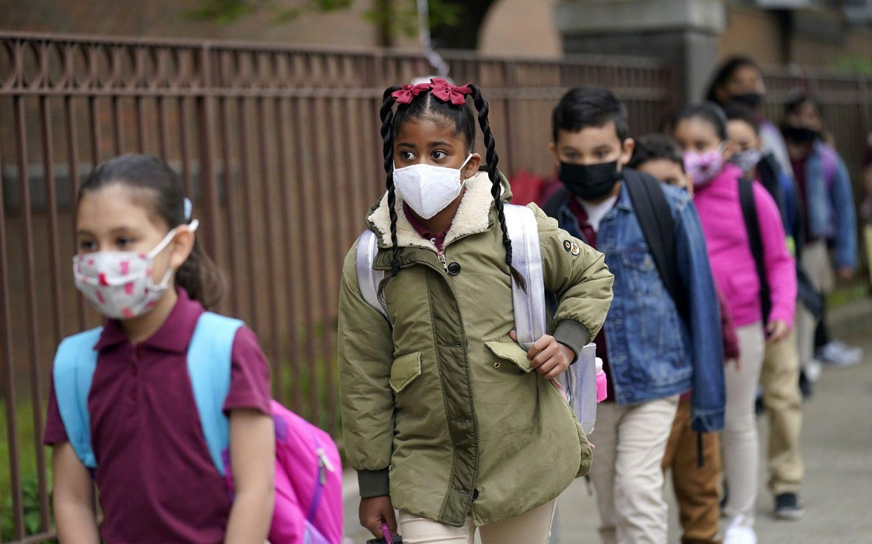 Pfizer to seek authorization to vaccinate school-age children