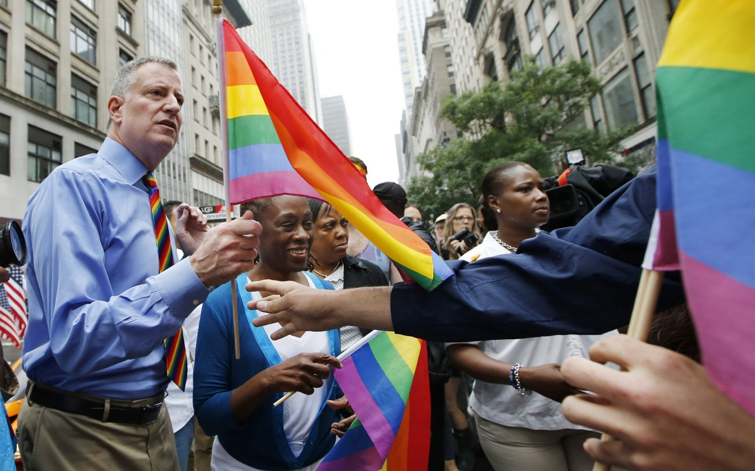 New York City votes to ban conversion therapy