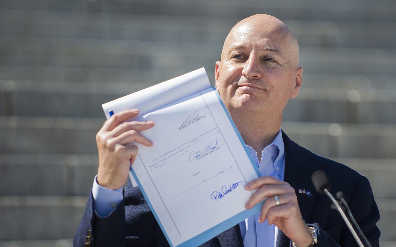 Nebraska pro-life measure passes
