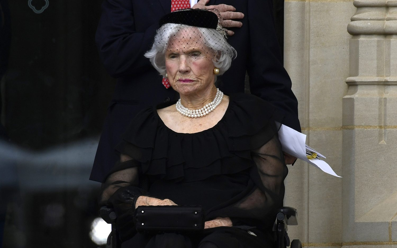Roberta McCain dies at age 108