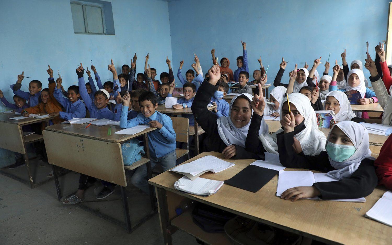 Back to school under Taliban rule?