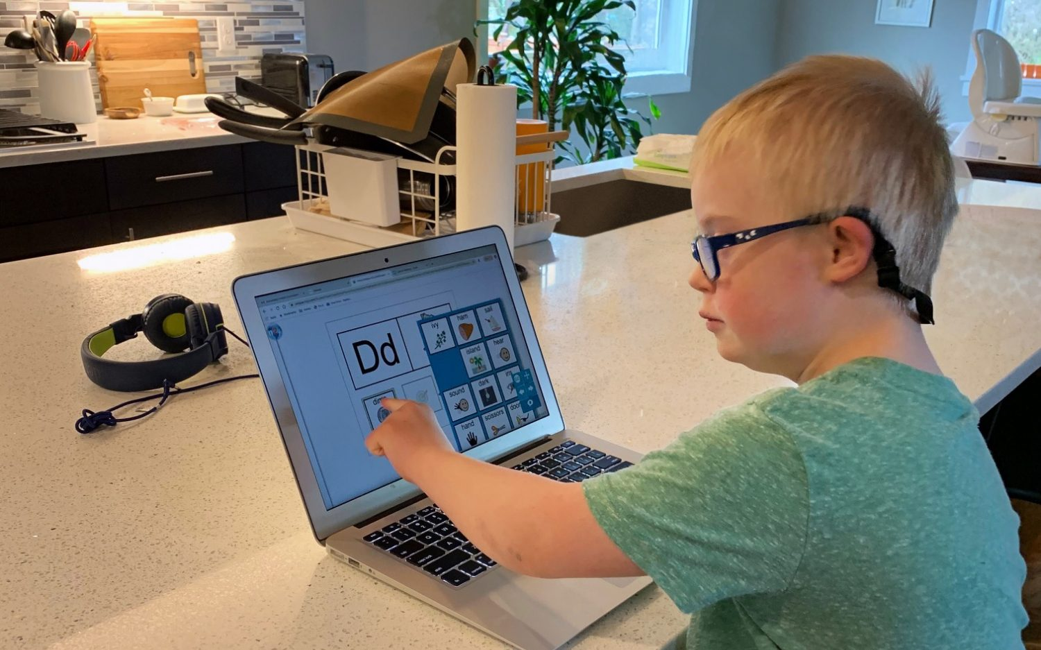 Going the distance for special education