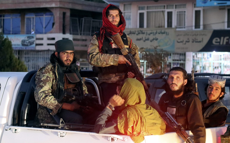 Taliban seals off Kabul airport