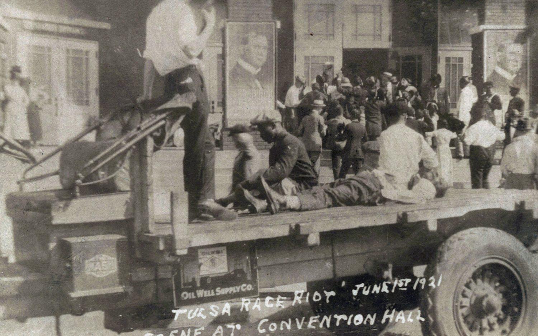 PHOTOS: The Tulsa race massacre 100 years ago