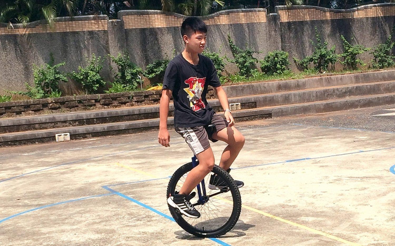 One-wheeled wonders