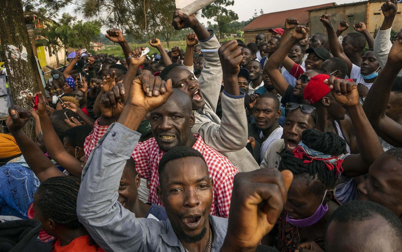 Yoweri Museveni claims victory in Uganda