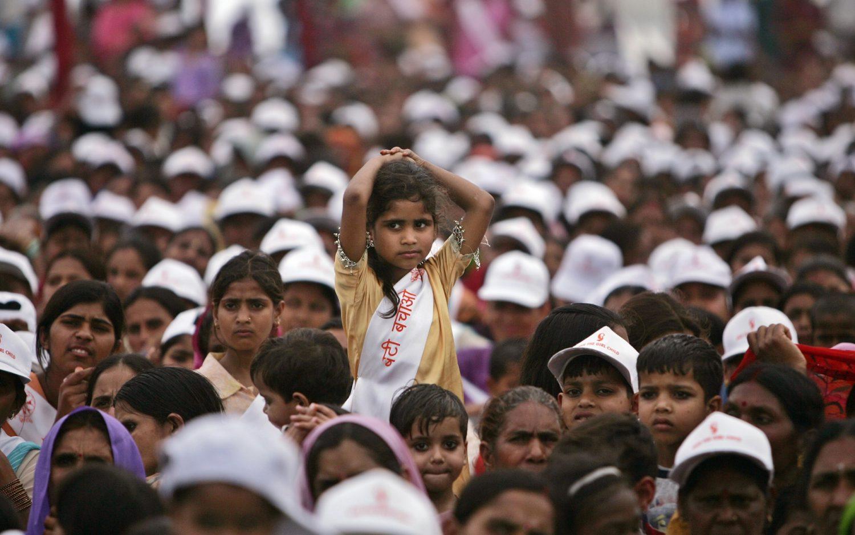 45 million missing girls