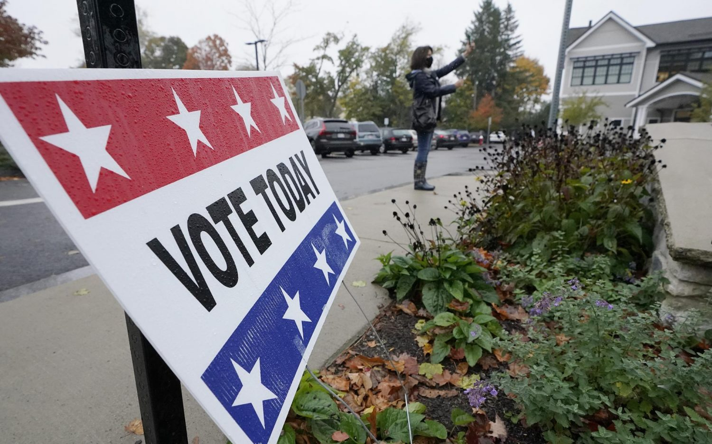 Election season's final lap