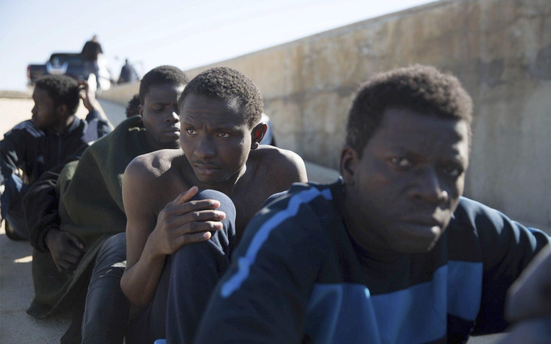 UN works to send home Libya's stranded migrants
