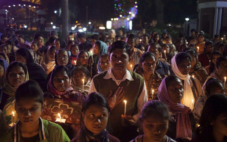 Christianity growing in northern India despite Hindu hostility