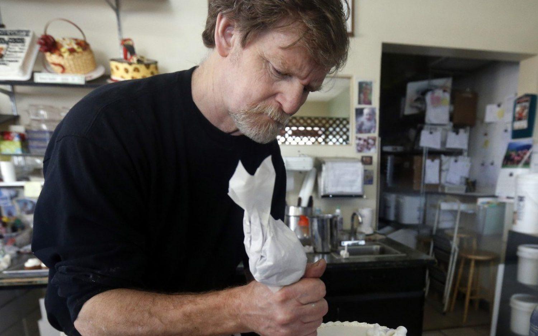 Colorado baker ordered to make same-sex wedding cakes