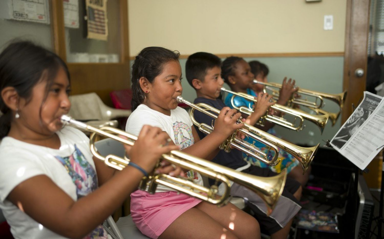 Study: Music really does make kids smarter