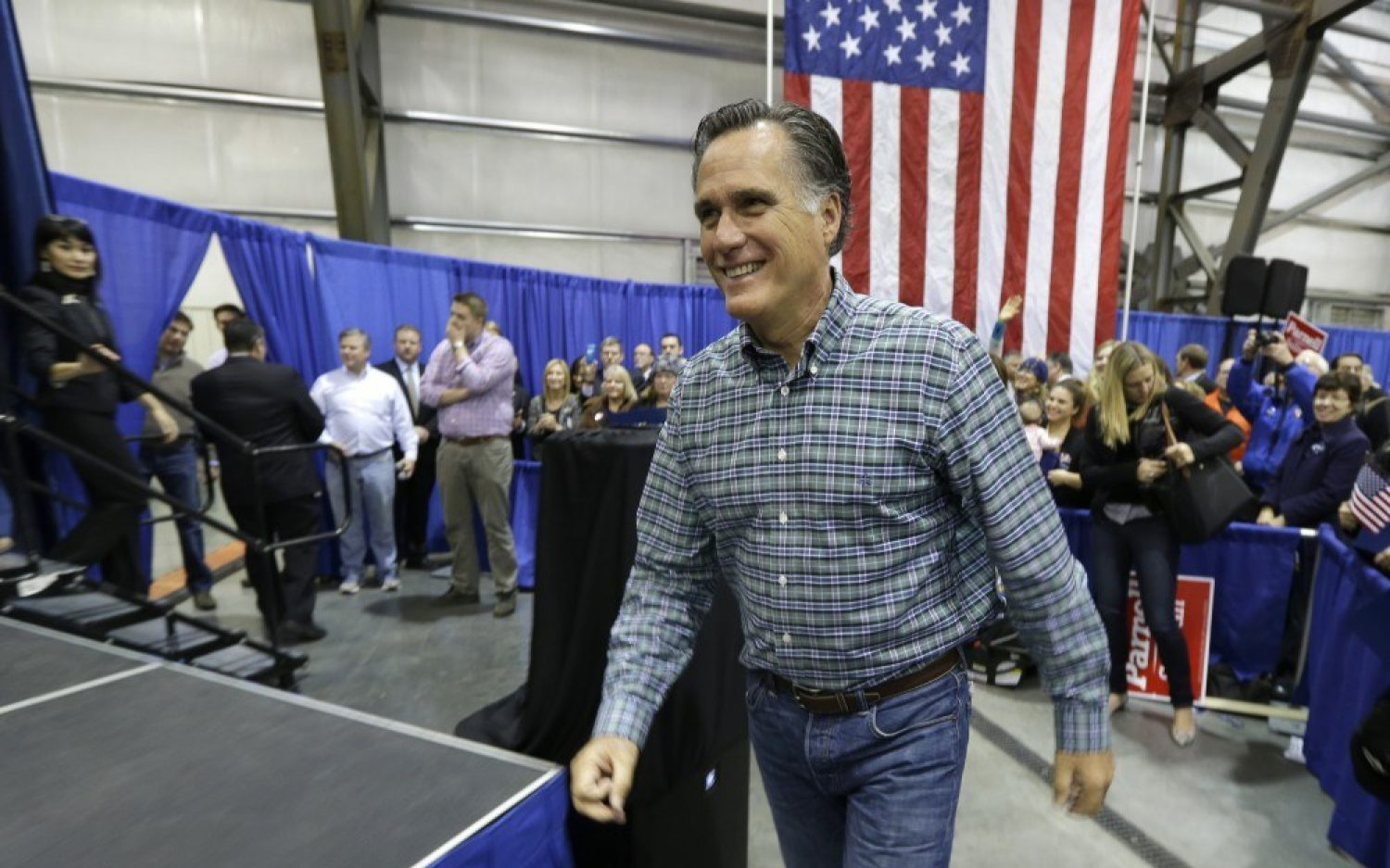 Romney political machine warms up for possible 2016 run