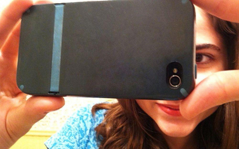 Me, myself, and my selfie