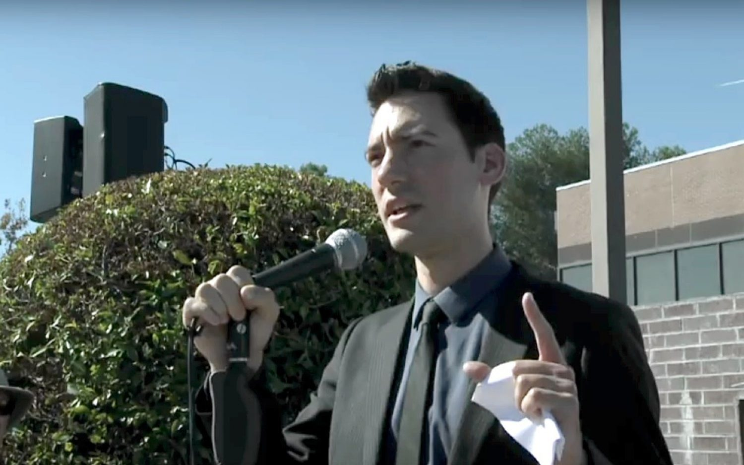 David Daleiden and the abortion Goliath
