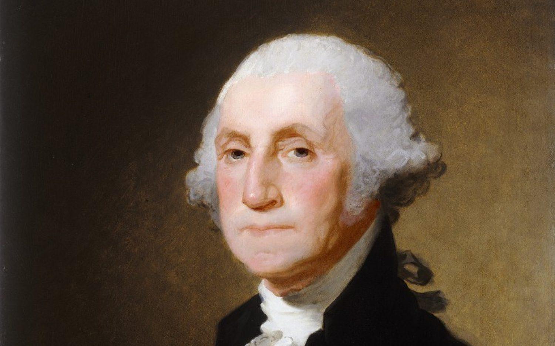 George Washington's moral leadership