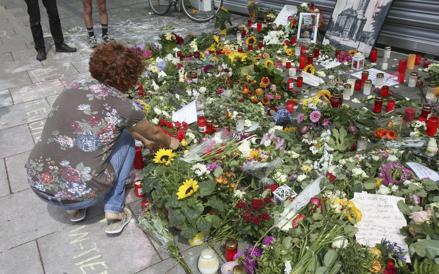 Prosecutors: German Christians targeted in July attack