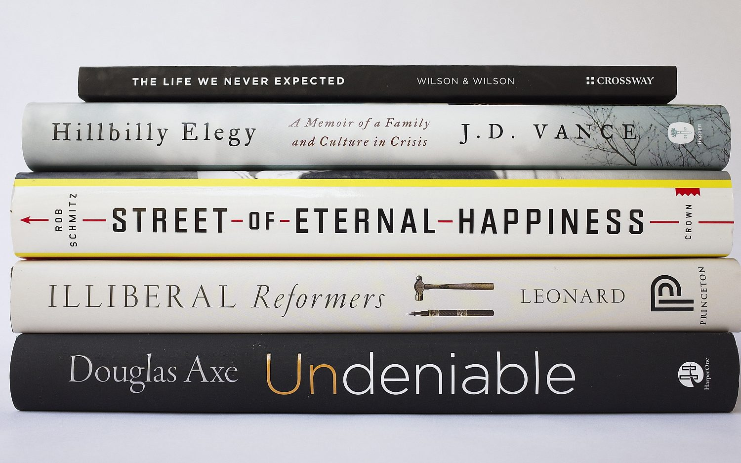 Books of the Year—sort of