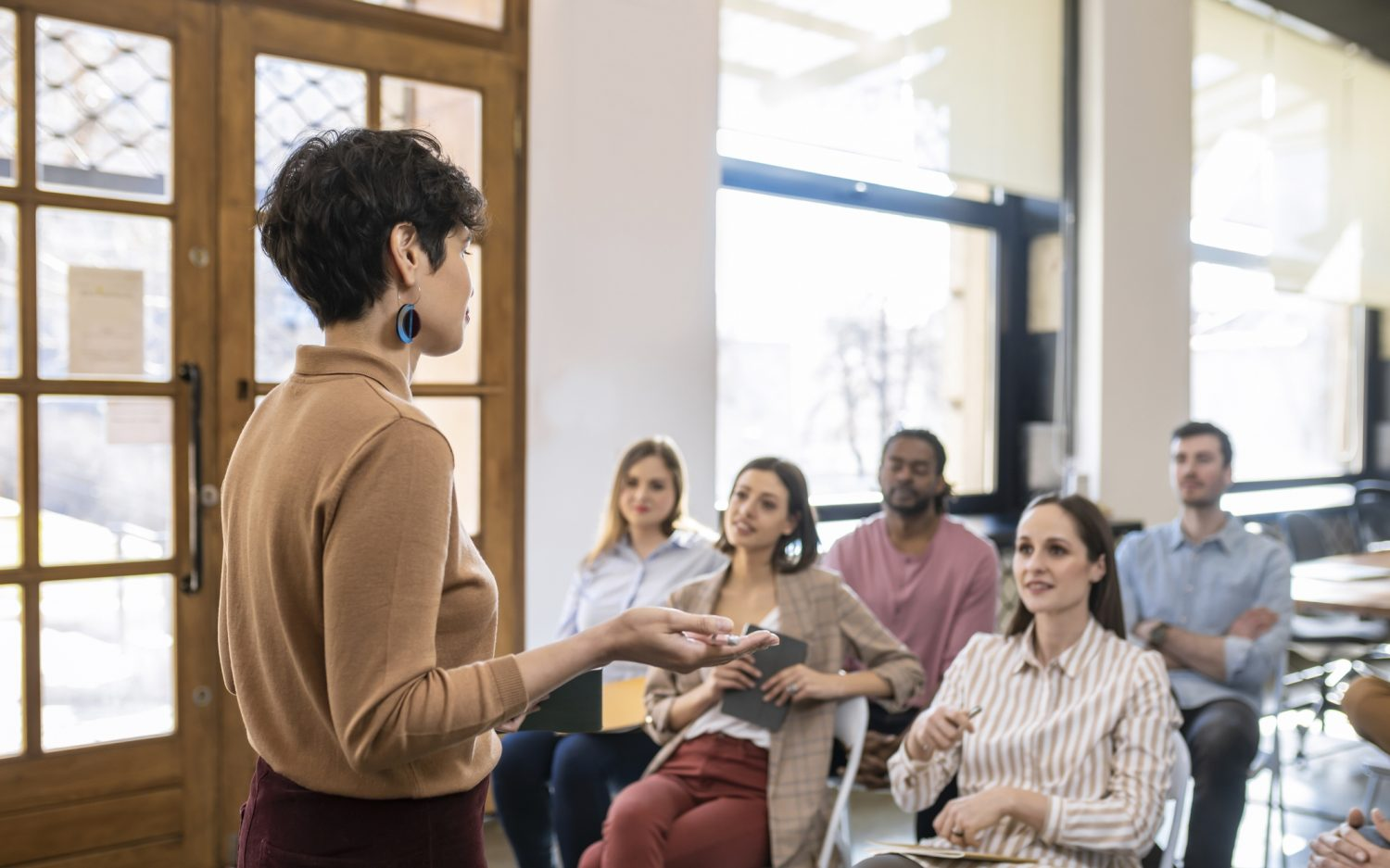 """Employees: """"Equity"""" training was anything but"""