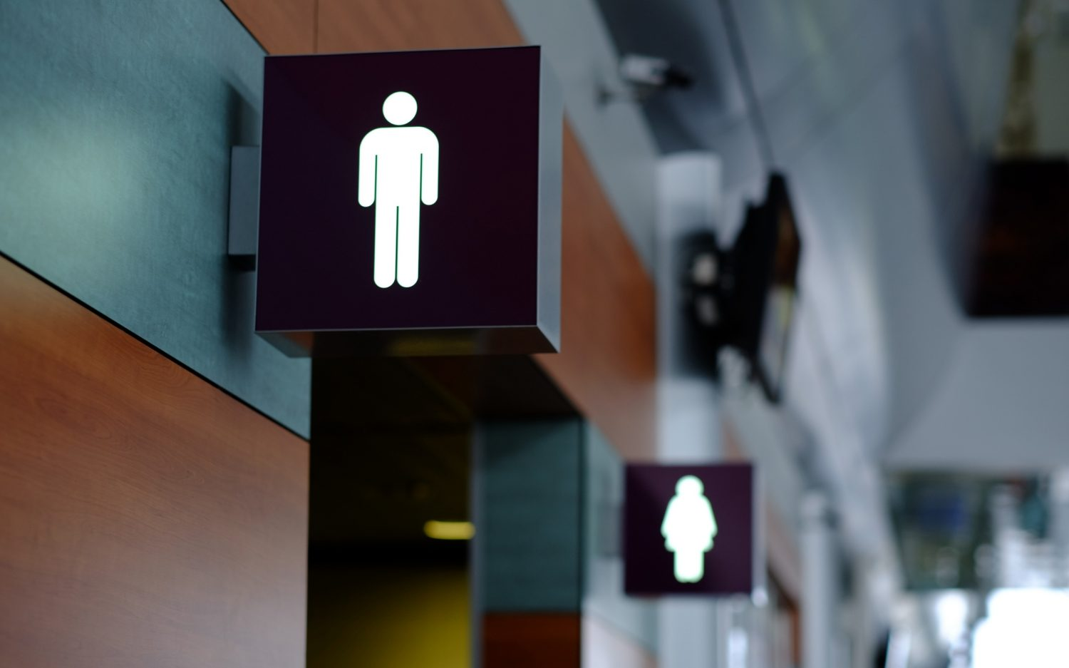 Restroom wars and the First Amendment