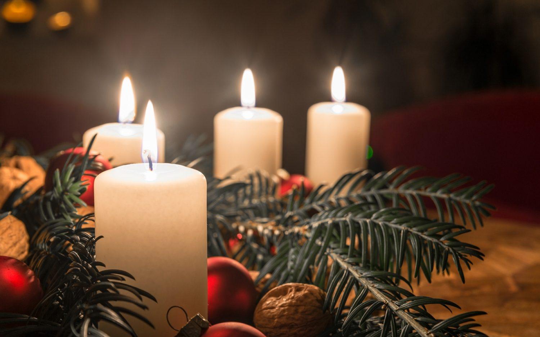 Looking toward Christmas