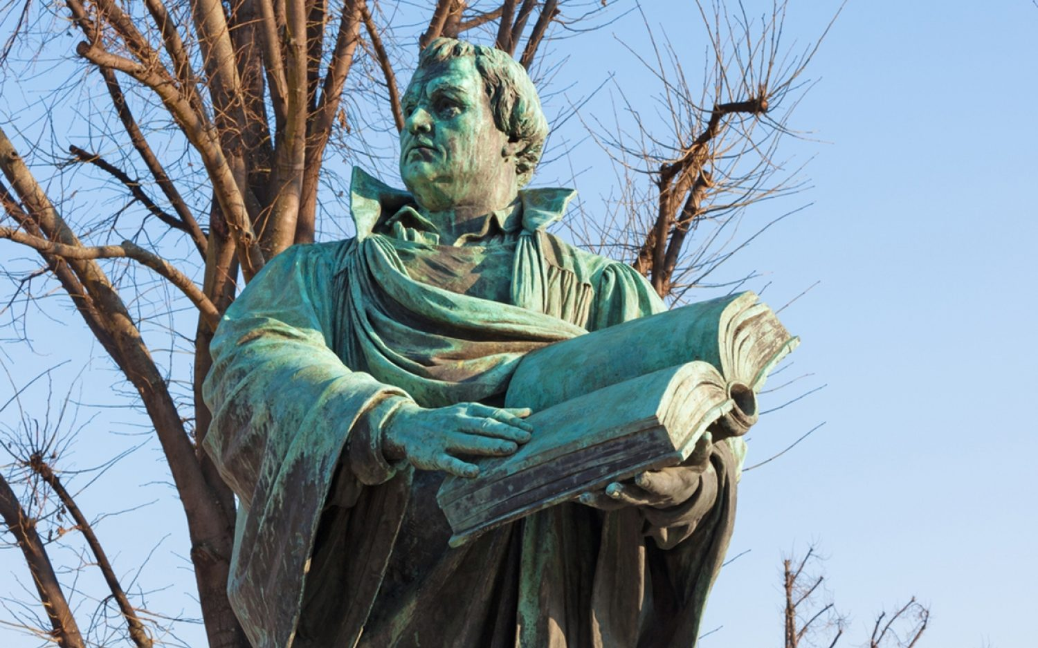 The father of the Reformation