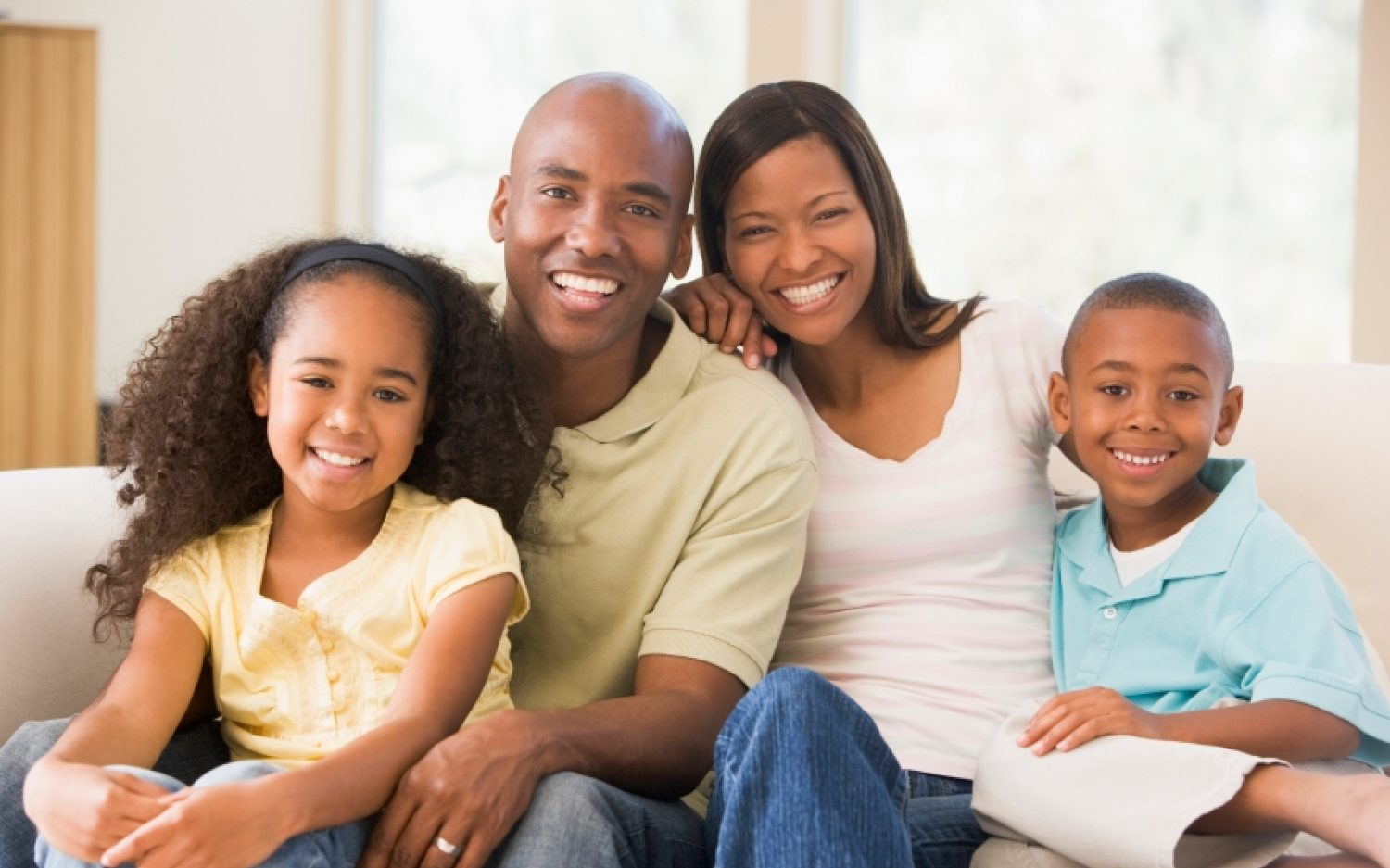 CDC: Children do best with two biological parents