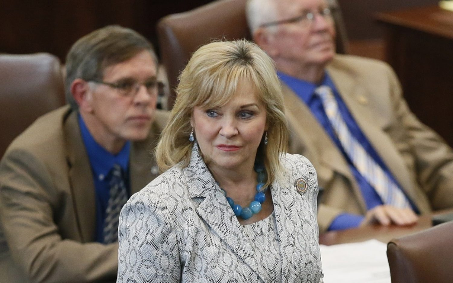 Oklahoma adopts law designed to create 'an abortion-free society'