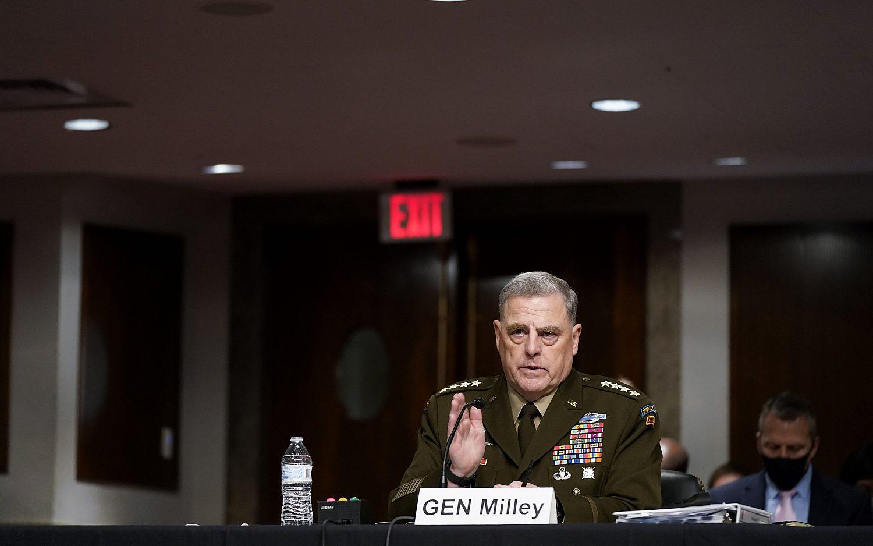 "Pentagon: Afghanistan withdrawal was ""a strategic failure"""