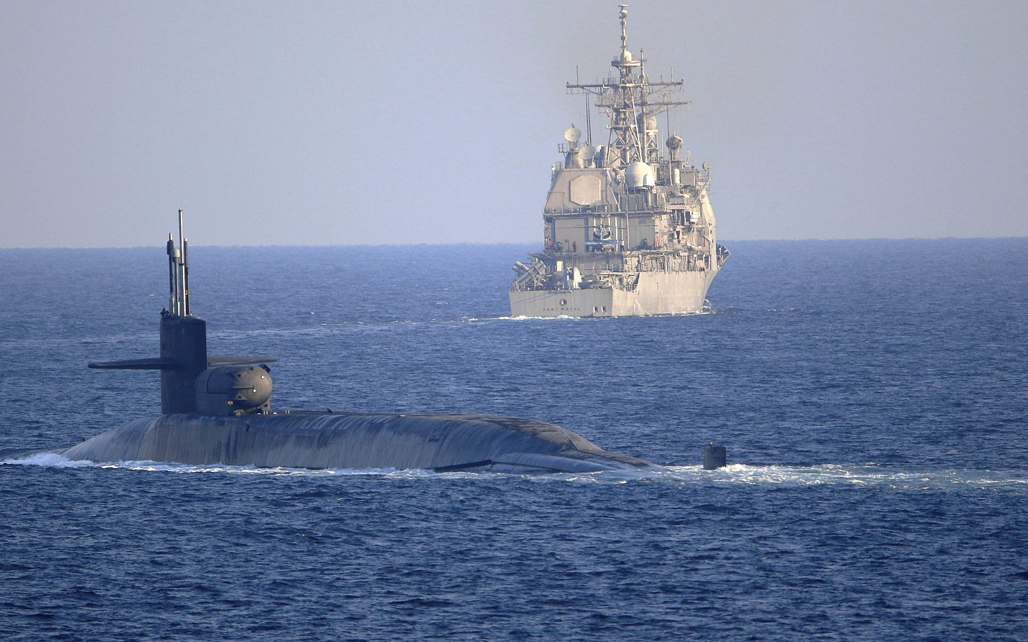 Navy nuclear engineer arrested for espionage