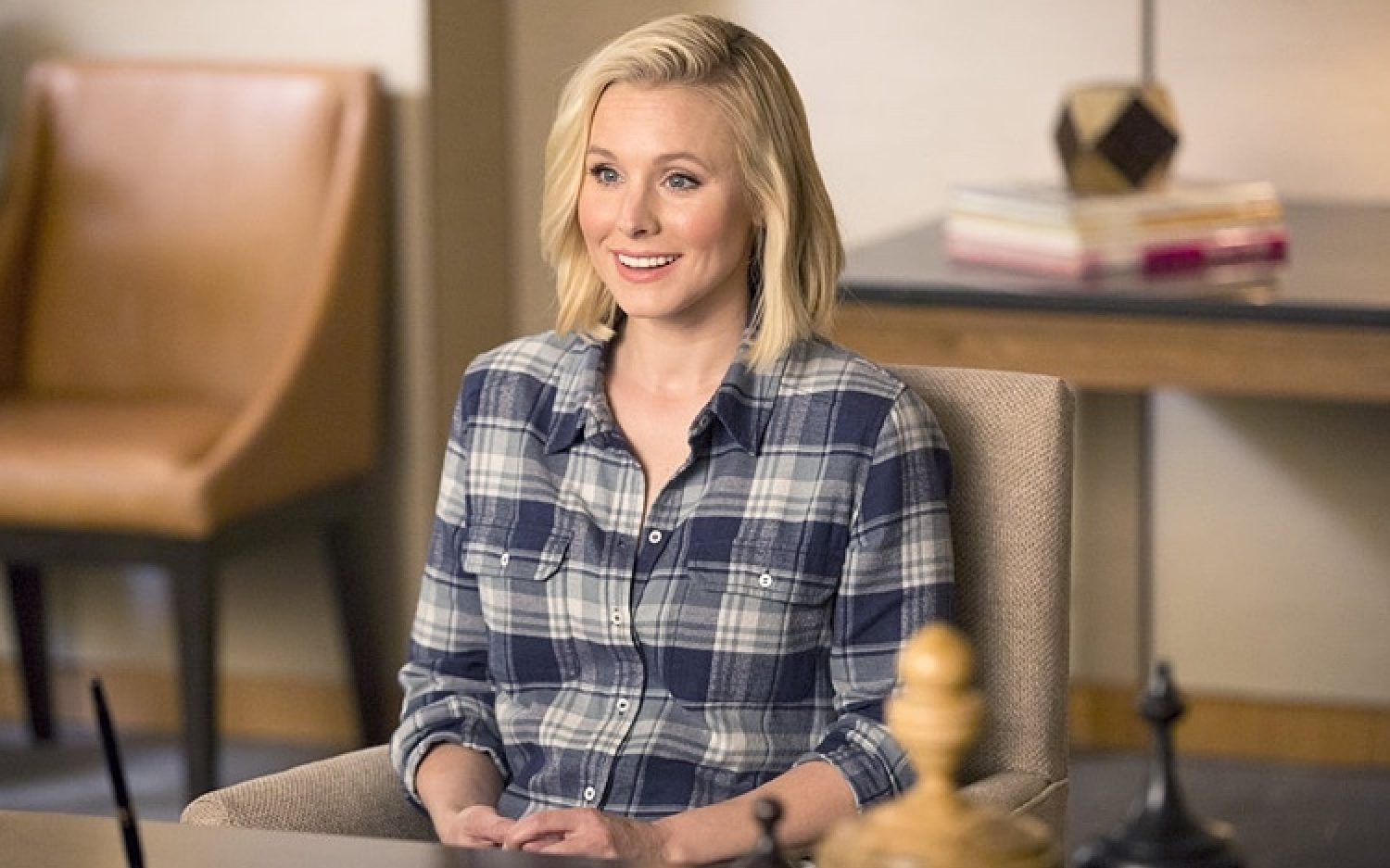 The Good Place offers food for thought despite bad theology