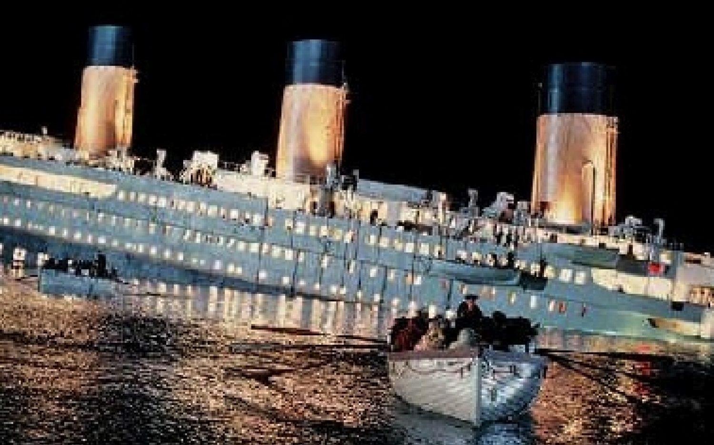 <em>Titanic</em> chivalry