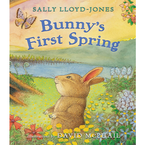 View the changing seasons from a young bunny's perspective. The world seems bright and beautiful until fall when it appears that it might be dying.
