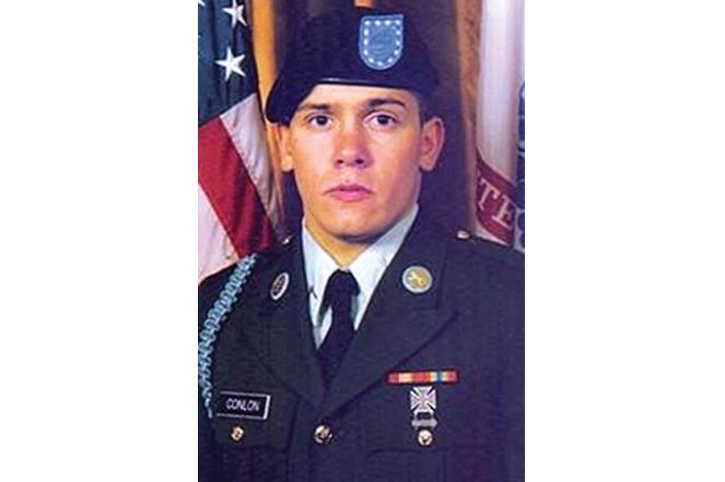 Army SPC Paul Conlon