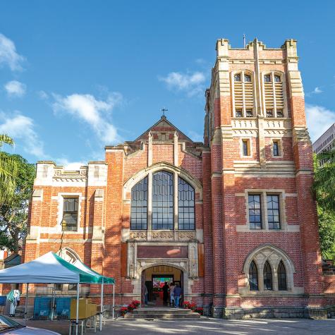 Chi-nan Presbyterian Church