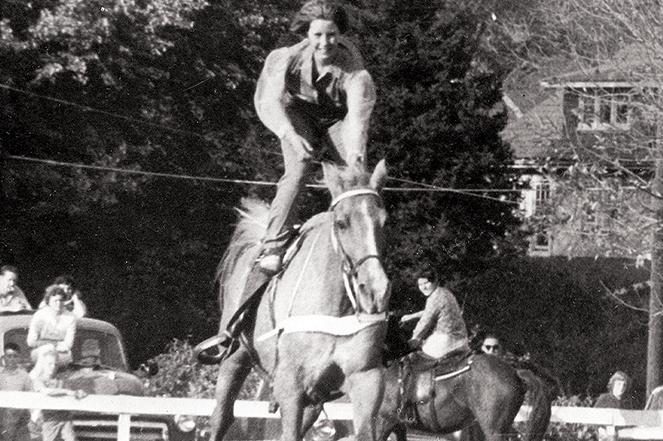 Joni in 1964.