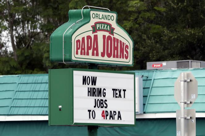 Papa John's is one pizza company in need of more workers.