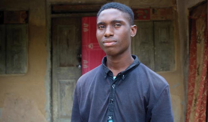 Second-generation twin Dan-Slessor Bassey Akiba