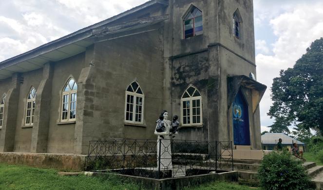 Mary Slessor's Parish