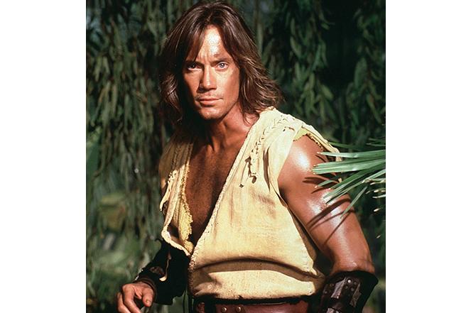 Kevin as Hercules