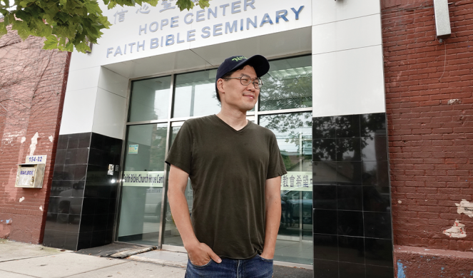 """""""The more you are serving, the more Christ-like you are becoming. It's not just my own kind, my own people. It's being a neighbor. …  I think this will help some of the racism, honestly."""""""
