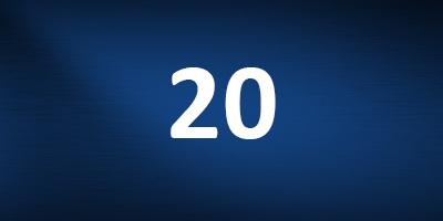 20 AWS D1.1 Certified Welders
