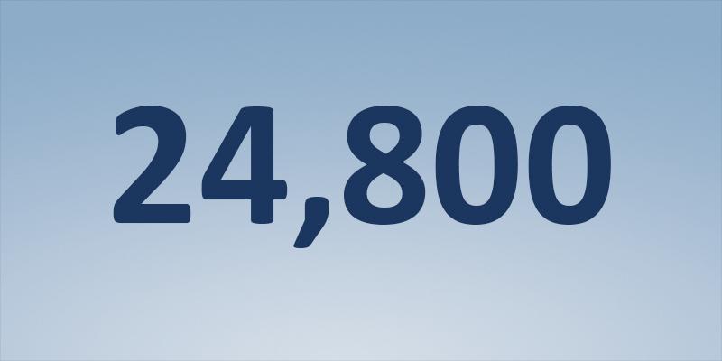 24,800
