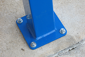 Legs for Bolted Access Stairs
