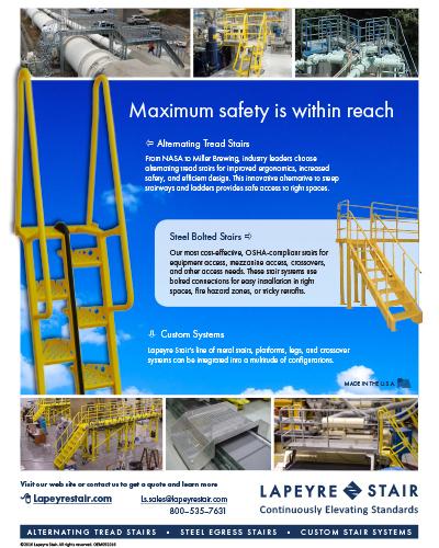 Maximum Safety in Minimum Space