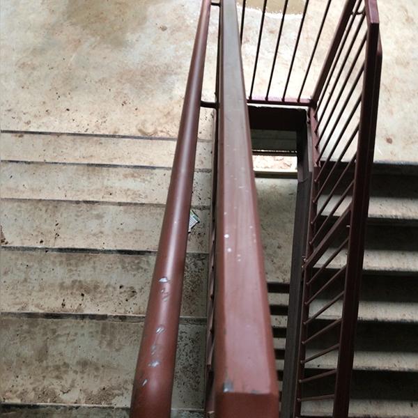 modular building stairs
