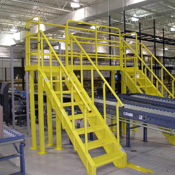 Industrial crossover platforms