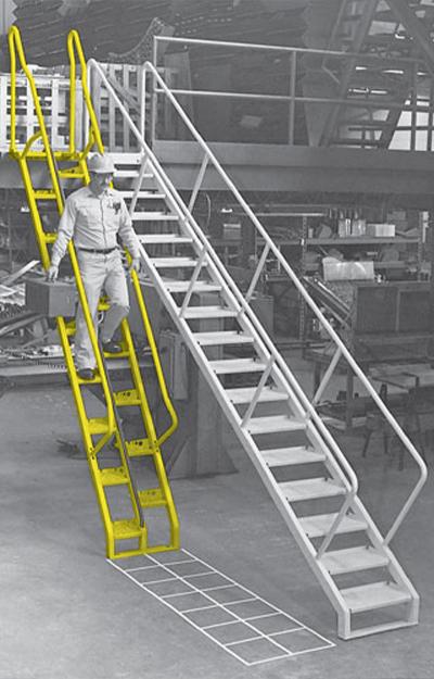 68 ATS vs Standard Stair
